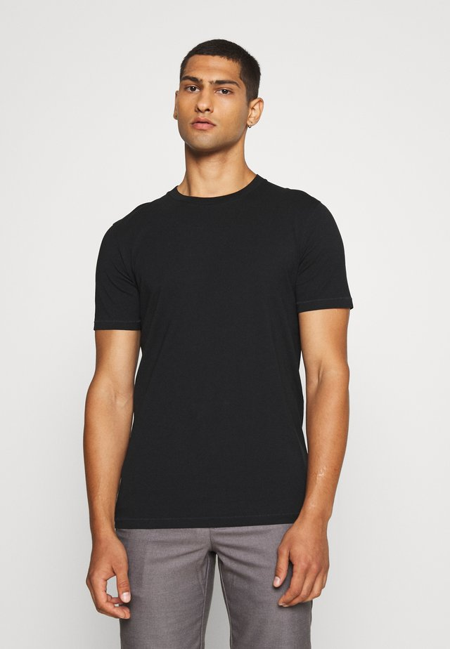 SHORT SLEEVE TEE - T-shirt - bas - antra