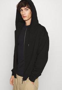 Vivienne Westwood - RUGGED ZIP HOODIE - Zip-up sweatshirt - black - 3