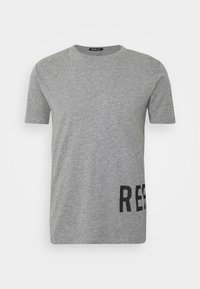 Replay - T-shirt con stampa - grey - 3