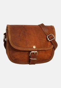 Gusti Leder - Handbag - brown - 3