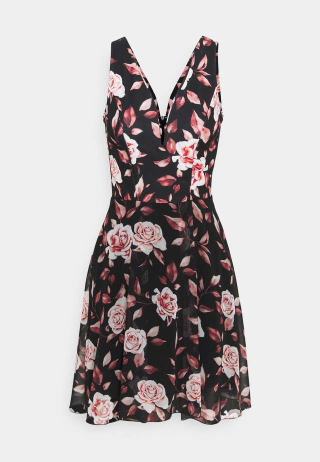 ISABELLE V NECK DRESS - Day dress - floral