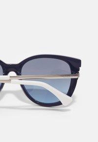 RALPH Ralph Lauren - Sunglasses - navy blue/white - 2