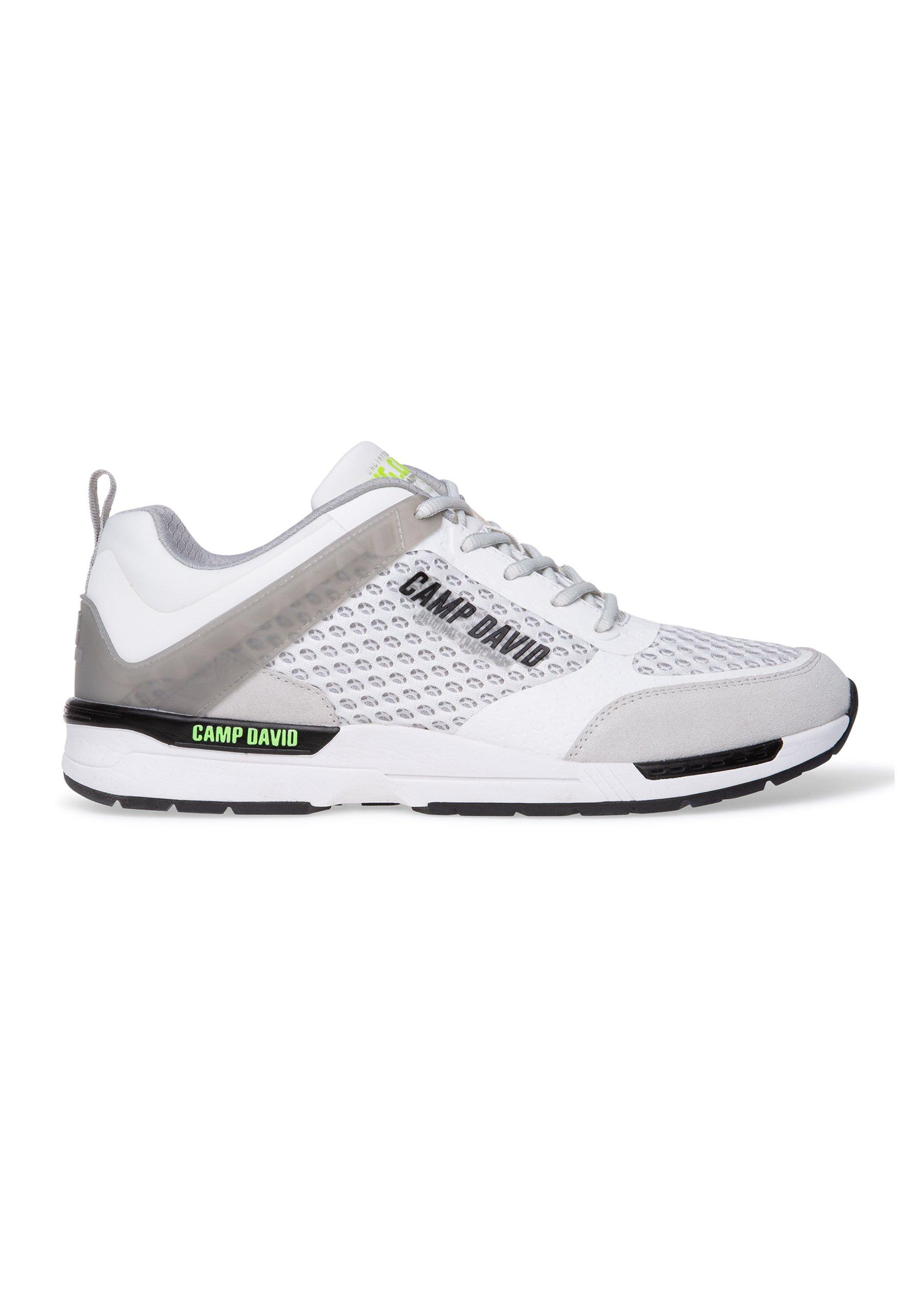Herren AUS MESH MIT 3D-LOGO-DESIGN - Sneaker low