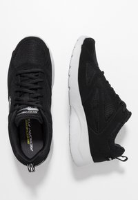 Skechers Sport - DYNAMIGHT 2.0 - Sneaker low - black - 1