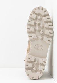 Kennel + Schmenger - ELA - Platform ankle boots - biscuit - 6
