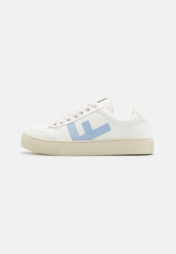 VEGAN CLASSIC 70'S KICKS - Trainers - white/blue/grey