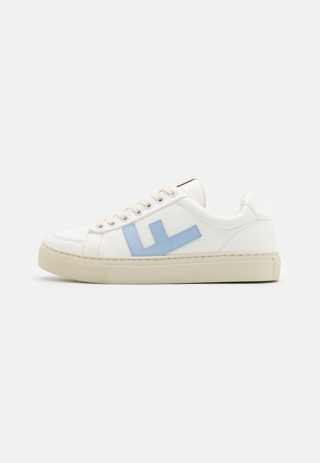 VEGAN CLASSIC 70'S KICKS - Sneakersy niskie - white/blue/grey