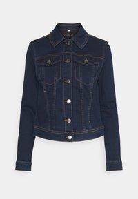VIKAMMI ANA JACKET - Denim jacket - dark blue denim