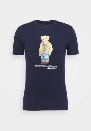 T-Shirt print - cruise navy