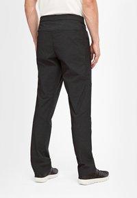 Mammut - MASSONE - Outdoor trousers - black - 1