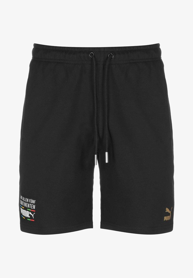 Puma - UNITY  - Sports shorts - black