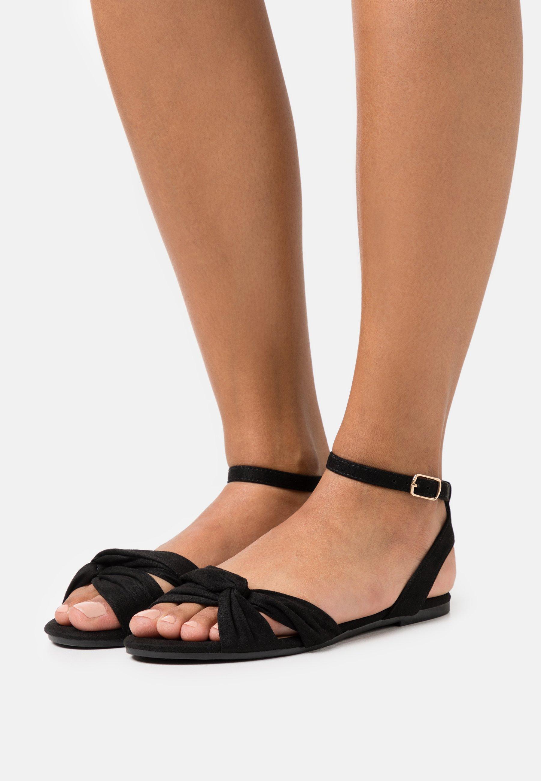 Women Sandals - black
