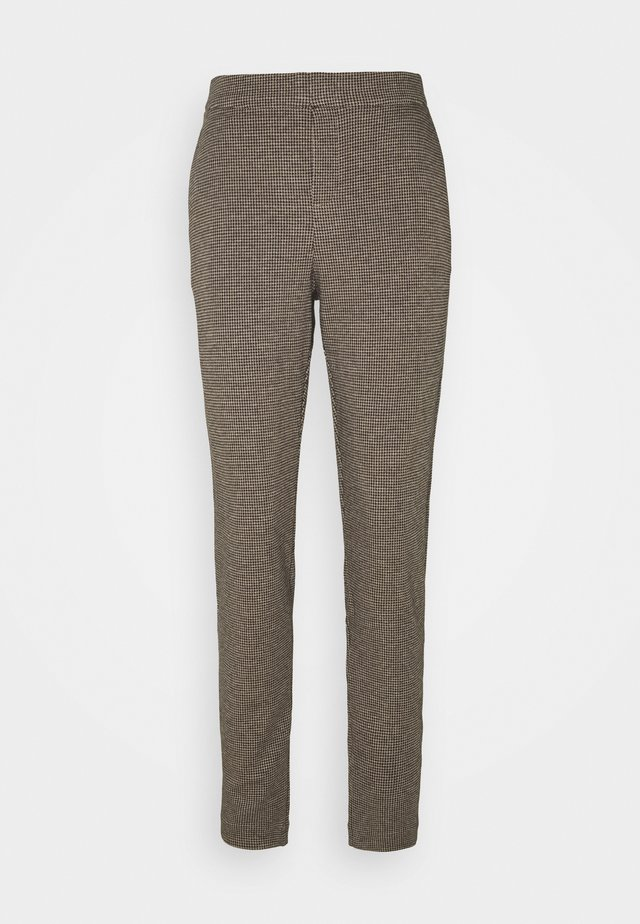 MR JOGGER - Trousers - camel