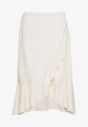 ESTHER SKIRT - Wrap skirt - ote melange