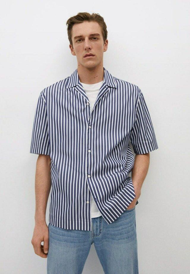 Skjorter - mørk marineblå