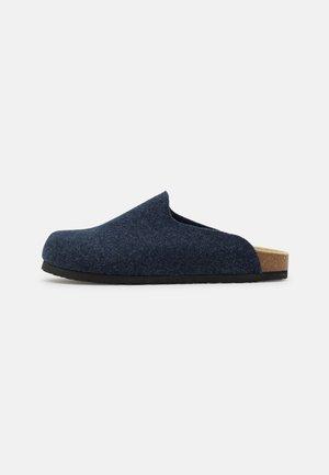 UNISEX - Chaussons - dark blue