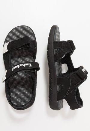 PERKINS ROW 2-STRAP - Sandals - black