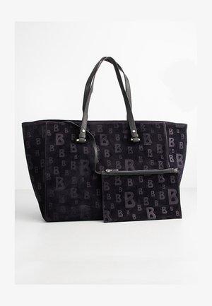LOFER LEONIE  - Shopping bag - darkblue
