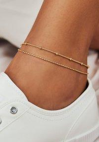 Selected Jewels - SET - Bracelet - gold - 0