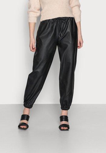 PCGALINA PANTS - Kalhoty - black