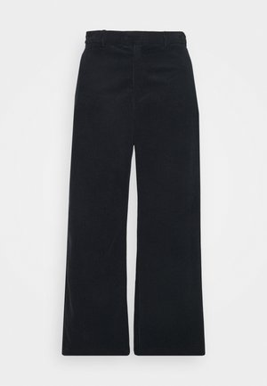 KNOX TROUSER - Trousers - navy