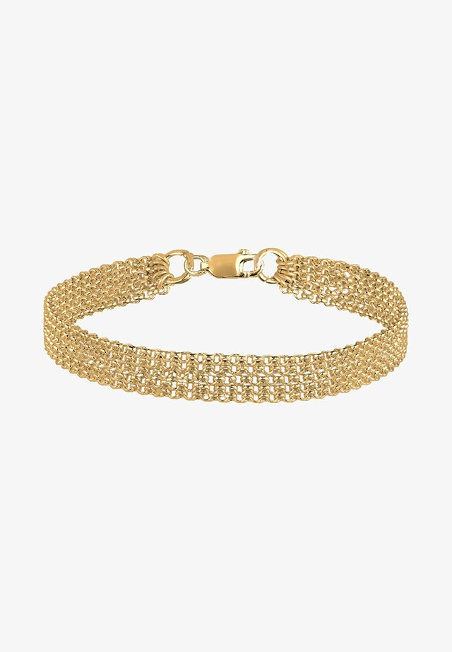 Bracelet - gold- coloured