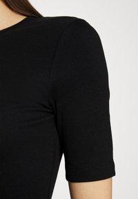 ARKET - T-shirt - Print T-shirt - black - 4