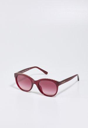 UPTOWN - Sluneční brýle - aubergine