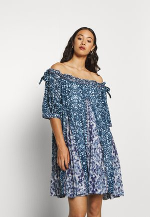 JET SET MINI - Day dress - blue