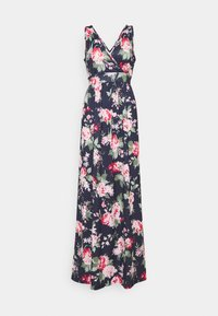 Anna Field - Maxi dress - dark blue/pink - 0