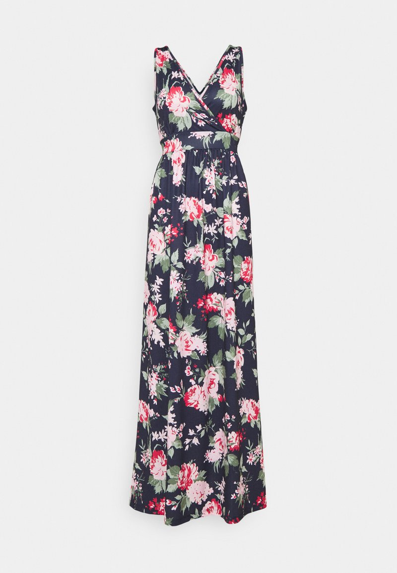 Anna Field - Maxi dress - dark blue/pink