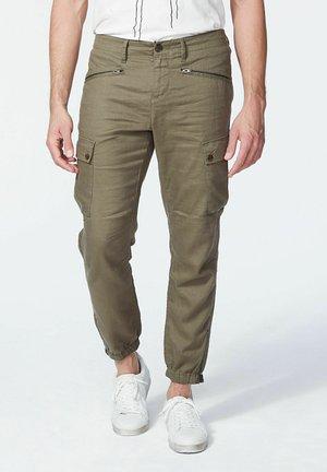 Cargo trousers - kaki