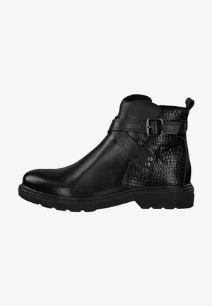 Ankle boots - black ant.comb 096
