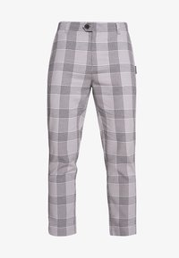 WILL TROUSER - Kalhoty - light grey