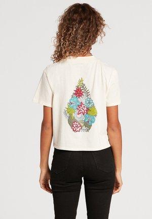 POCKET DIAL - Print T-shirt - cloud