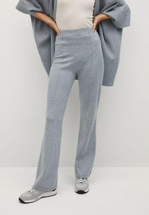 BOMIN - Trousers - gris