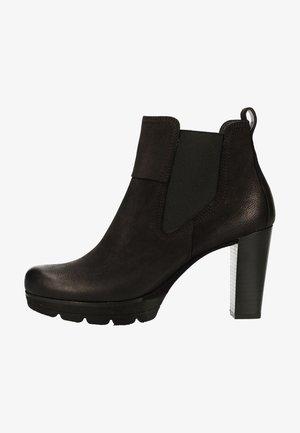 High heels - schwarz 017