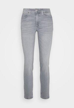 MID RISE ANKLE - Slim fit jeans - blue denim