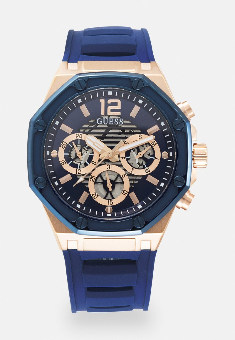Guess - Orologio - blue