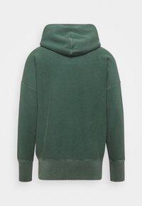 Champion Reverse Weave - HOODED - Hættetrøjer - dark green - 1