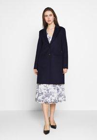Lauren Ralph Lauren - DOUBLE FACE - Classic coat - navy - 0