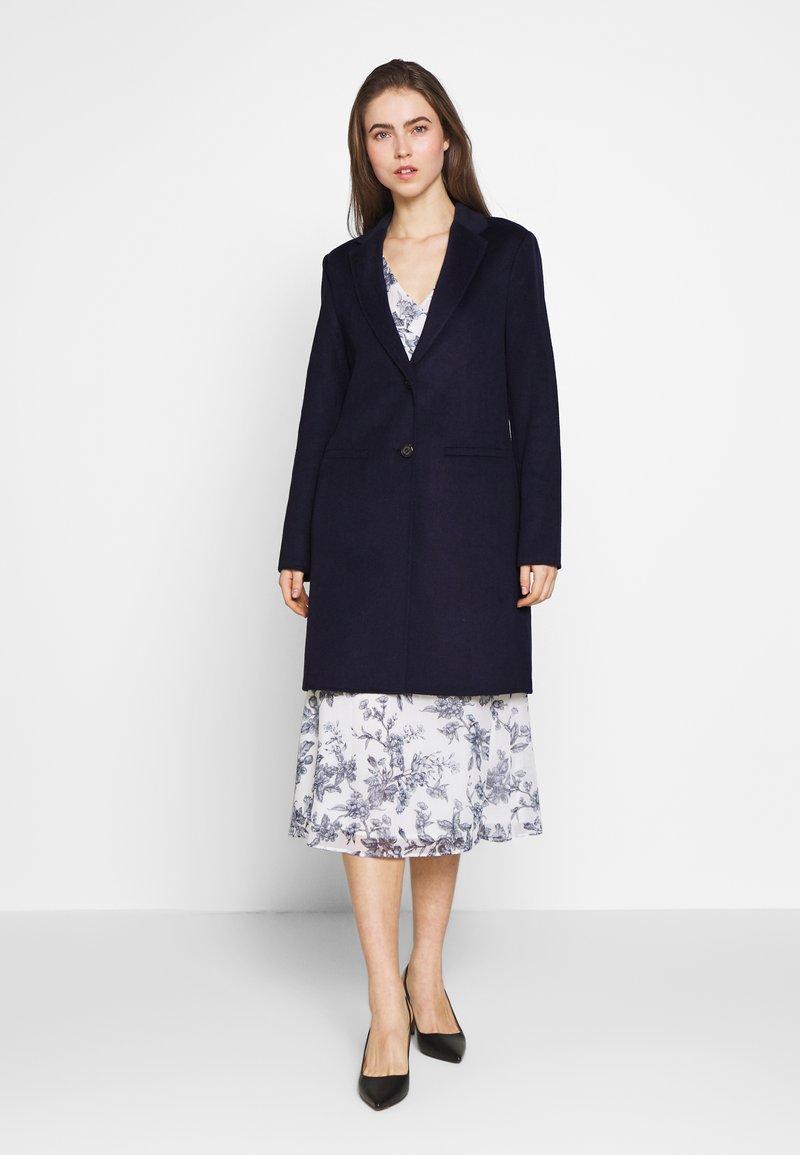 Lauren Ralph Lauren - DOUBLE FACE - Classic coat - navy
