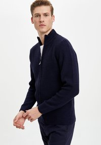 DeFacto - Strickjacke - navy - 3