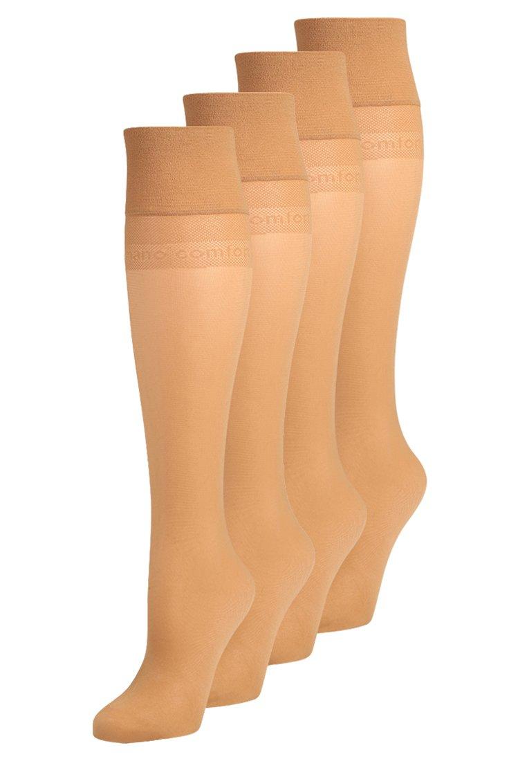 Women 20 DEN EVERYDAY 4  PACK - Knee high socks
