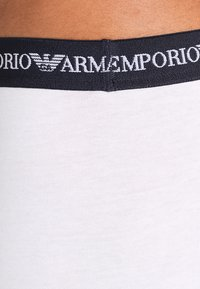 Emporio Armani - STRETCH TRUNK 3 PACK - Pants - white - 3