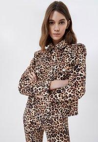 LIU JO - Summer jacket - brown - 0