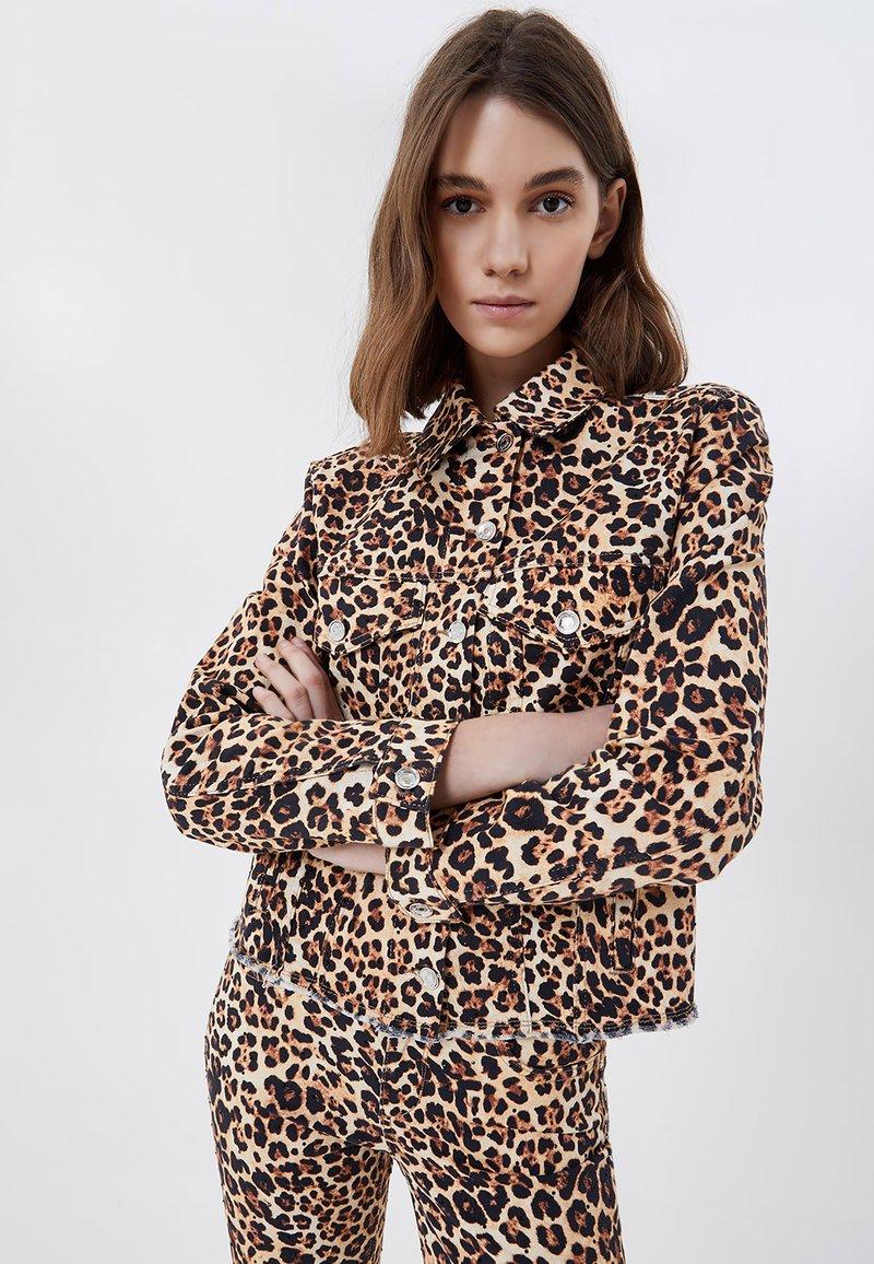 LIU JO - Summer jacket - brown