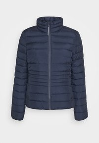 TOM TAILOR - ULTRA LIGHT WEIGHT JACKET - Winterjas - sky captain blue - 4