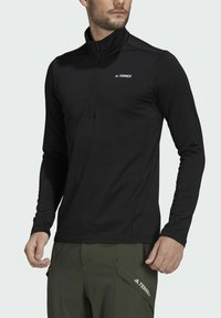 adidas Performance - Soft shell jacket - black - 2