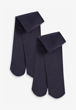 2 PACK - Tights - blue